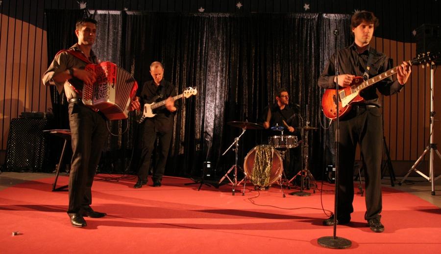 JY SERVE Orchestre Musette Musette swing