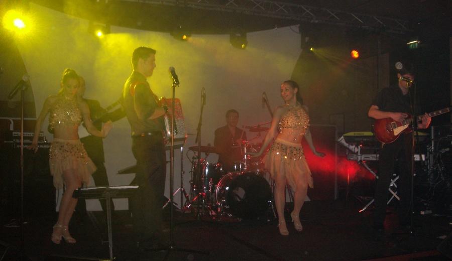 JY SERVE Orchestre Musette musette attractif