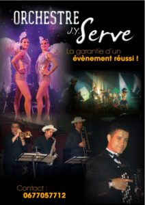 JY SERVE Orchestre affiche 11 2011