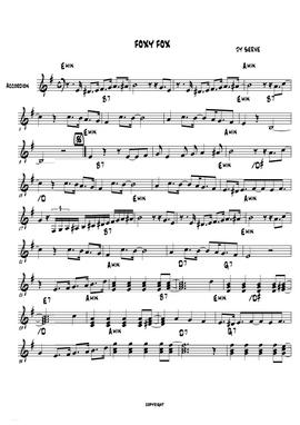 JY-SERVE-Orchestre_partition_FOXY-FOX
