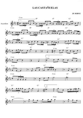 JY-SERVE-Orchestre_partition_LAS-CASTAÑUELAS