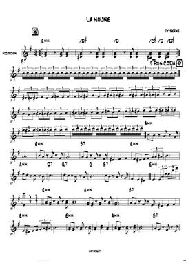 JY-SERVE-Orchestre_partition_LA_NOUNE